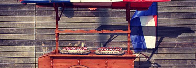 De haringkar voor uw feesten en evenementen